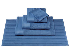BLANC CERISE - serviette de toilette - coton peign� 600 g/m� - un - Tapis De Bain