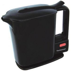 TECHWOOD - bouilloire 1l noire - Bouilloire �lectrique
