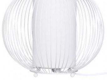 Up Trade - lampe metal abj boule - Lampe De Chevet