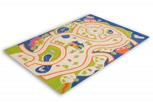 NAZAR - tapis amigo 133x190 street - Tapis Enfant
