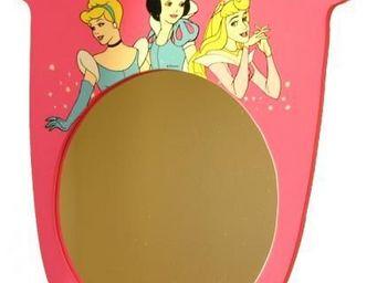 DISNEY - miroir princesses disney - Cadre Photo Enfant
