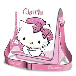 HELLO KITTY - sac a bandouliere charmmy kitty cherie - Sac D'écolier