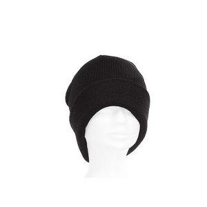 WHITE LABEL - bonnet basique avec large revers - Bonnet