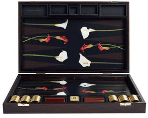 ALEXANDRA LLEWELLYN DESIGN -  - Backgammon