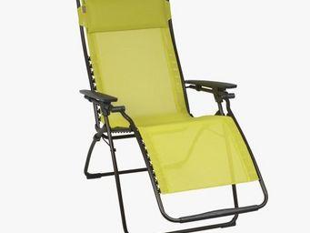 Lafuma-boutique - futura papageno - Chaise Longue De Jardin