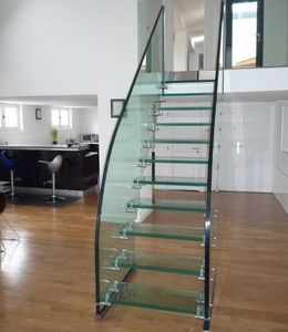 TRESCALINI -  - Escalier Droit