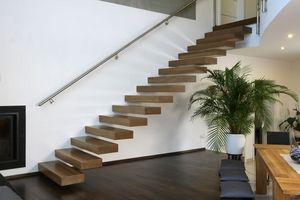 Créateurs d'Escaliers Treppenmeister -  - Escalier Droit