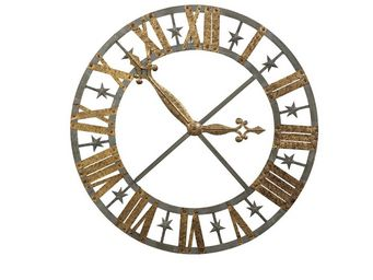BLANC D'IVOIRE - orsay - Horloge Murale