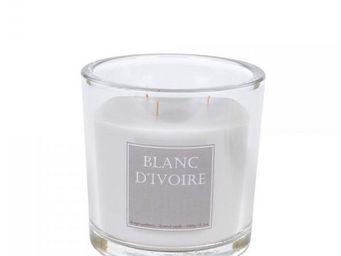 BLANC D'IVOIRE - retour d'asie - Bougie Parfum�e