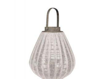 BLANC D'IVOIRE - mekong pm - Lanterne D'intérieur