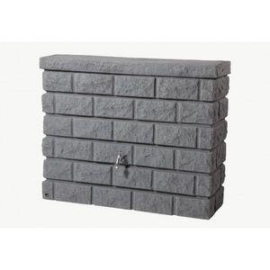 GARANTIA - kit recuperation eau de pluie mur rocky - Récupérateur D'eau