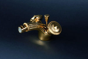 Cristal Et Bronze - bonroche - Mélangeur Bidet