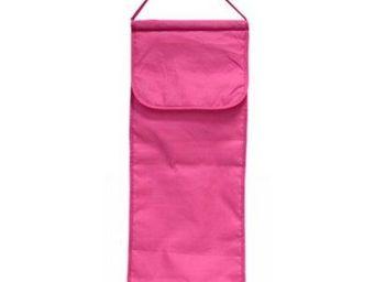 Fomax - sac à pain uni - couleur - rose - Sac À Pain