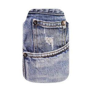 La Chaise Longue - etui iphone jeans - Etui De Téléphone Portable