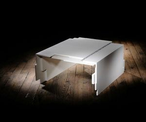 DIGIPLAY - camille - Table Basse Rectangulaire