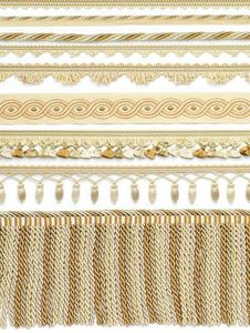 Colefax And Fowler -  - Frange Moulin�e