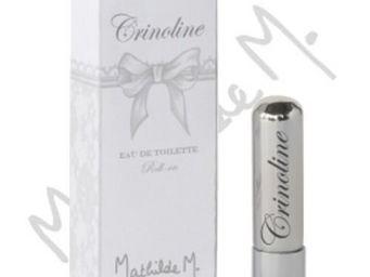 Mathilde M - parfum de corps roll-on - crinoline - mathilde m. - Eau De Toilette