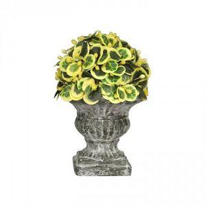 Demeure et Jardin - les 6 mini-topiaires décoratives - Plante Artificielle
