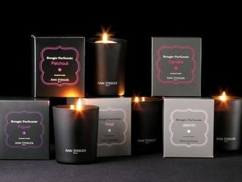 AMBIANCE PARIS - patchouli ann steeger - Bougie Parfum�e