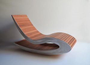DIFFERENT AND DIFFERENT -  - Chaise Longue De Jardin