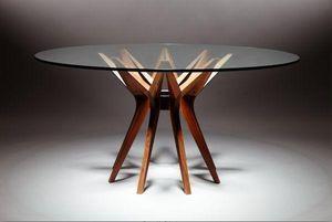 REDA AMALOU - aster - Table De Repas Ronde