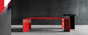 BLUNT FURNITURE -  - Table Basse Rectangulaire