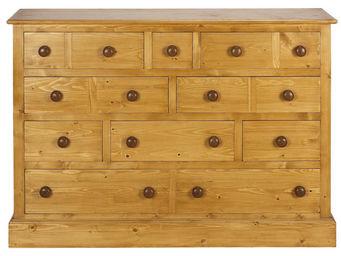 Interior's - meuble de mercerie 9 tiroirs - Meuble De Mercerie