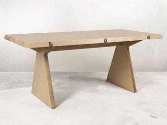 MALHERBE EDITION - -napoléon - Table De Repas Rectangulaire