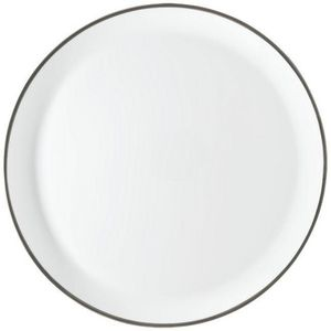 Raynaud - fontainebleau platine (filet marli) - Plat À Tarte