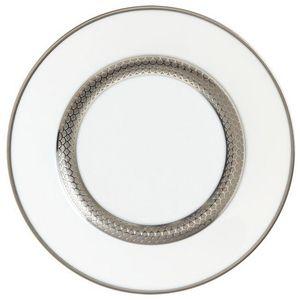 Raynaud - odyssee platine - Assiette � Dessert