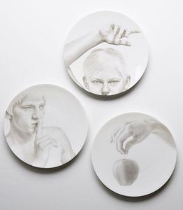 TH MANUFACTURE - julien julien - Assiette Plate