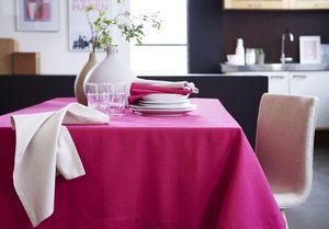 BLANC CERISE - delices de metis framboise - Nappe Rectangulaire