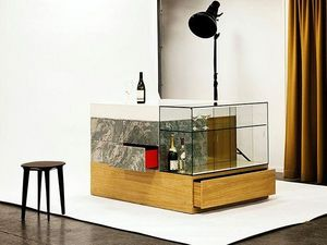 MINUS TIO - object- - Buffet Haut