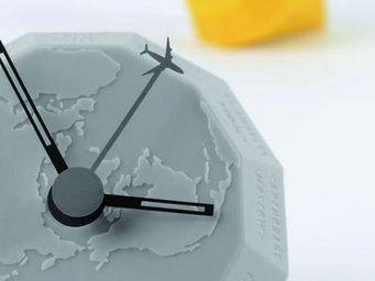 GEELLI - globe - Horloge � Poser
