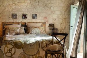 Tessitura Toscana Telerie -  - Couvre Lit