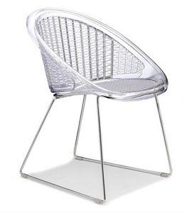 Mathi Design - chaise saint tropez - Chaise De Restaurant