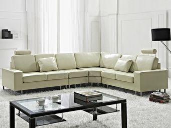 BELIANI - sofa stockholm - Canapé Modulable