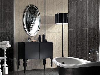 UsiRama.com - ensemble meuble salle de bain baroque chevalier - Meuble Double Vasque