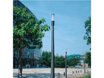 Roger Pradier - lampadaire tubulaire externe olympic 1 n�5 - Lampadaire De Jardin