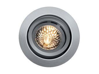 TAL - spot encastr� simplon moby aluminium bross� - Spot Encastr� Orientable