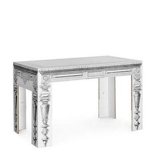 Corvasce Design - tavolo in cartone luigi xvi - Table Bureau