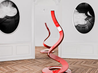ITALY DREAM DESIGN - spirale - Lampadaire