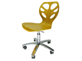 MyCreationDesign - carpates frene - Chaise De Bureau