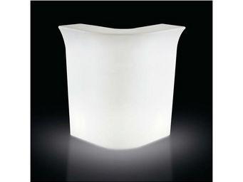 TossB - bar jombo corner lumineux - Pot Lumineux