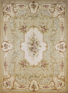 EDITION BOUGAINVILLE - sully - Tapis D'aubusson
