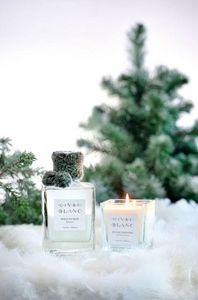 Amelie et Melanie - --givre blanc - Bougie Parfumée