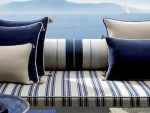 LORO PIANA -  - Coussin Carré