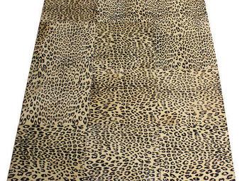 Tergus - tapis peau de vache ref.910 - Tapis De Cuir