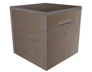 MALHERBE EDITION - tabouret cube - Tabouret