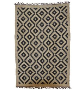 SHOW-ROOM - jute - Tapis Contemporain